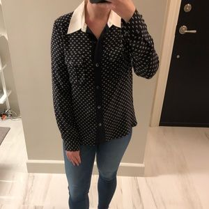 Marc By Marc Jacobs silk button down